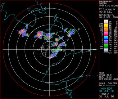 Radar Real Time Weather