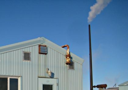 Gas Plant Plant Carbon Dioxide Emissions