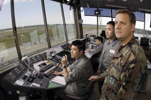 Live Air Traffic Control