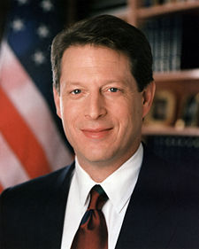 Al Gore Formal Photograph
