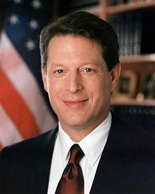 Al Gore Formal Photograph