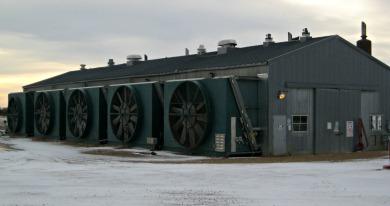Sour Gas Plant Compression