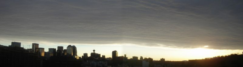 Weather Calgary