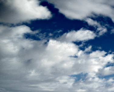 High Contrast Clouds