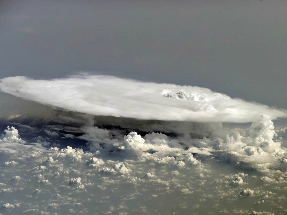 Instability and cumulonimbus development