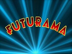 Example Cartoon - Futurama