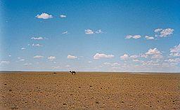 Gobi Desert of China