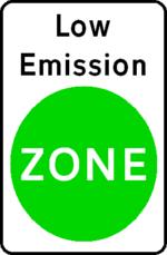 Air Pollution Diesel Emissions