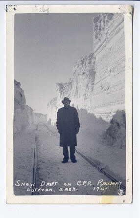 1947 Snow storm