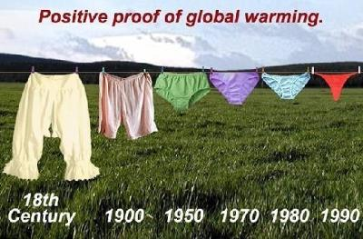 Famous Global Warming Joke