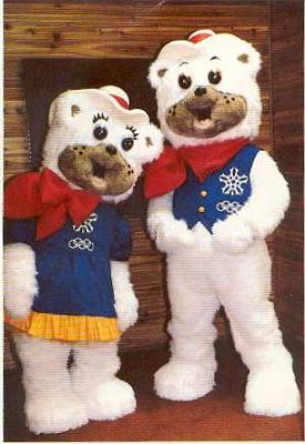 Remember Winter 1988 in Calgary?