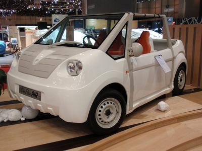Motor Development International OneFlowAir Car