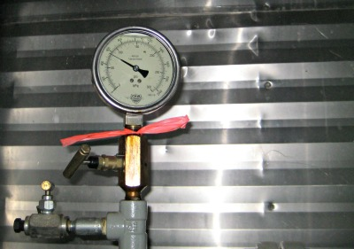 High Pressure Measurements