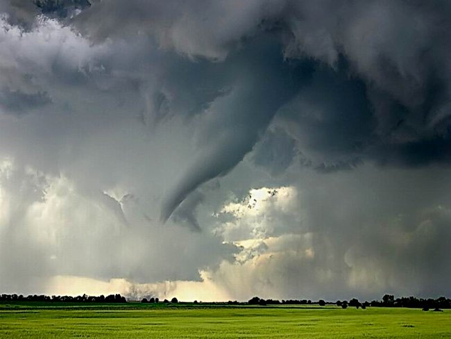 Tornado Chasing
