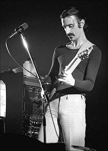 Master of Rhythm - Frank Zappa