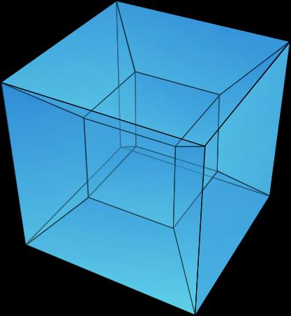 Hypercube math problem