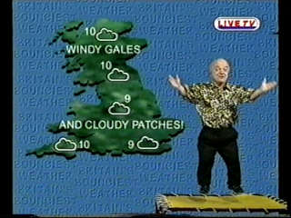 Weather in Britain