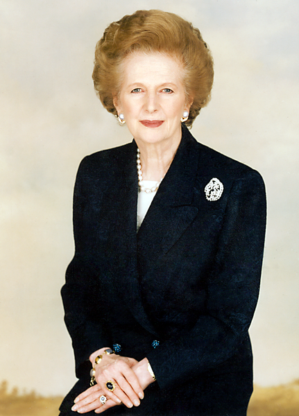 Margaret Thatcher - founder of the IPCC