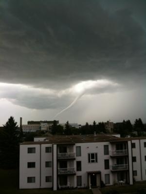 Red Deer Storm
