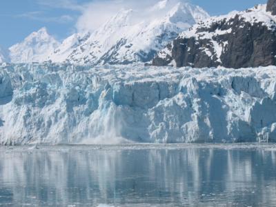 A Glacier in Alaska