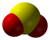 SO2 Molecule Diagram