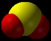 SO2 Molecule Diagram