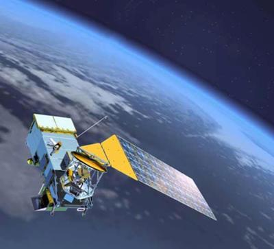polar-orbiting satellite
