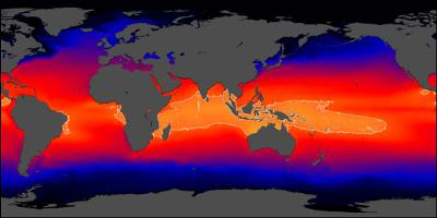 The Great Warm Water Pool (NASA)