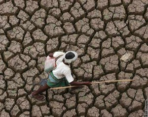 The effects of drought in India