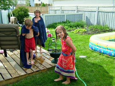 Summertime in Canada
