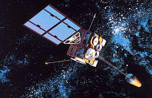 GOES 8 Satellite