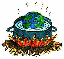 Climate Change Global Warming Cartoon