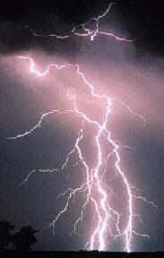 Captured Lightning