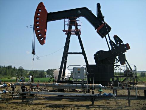 Alberta Oil Rigs