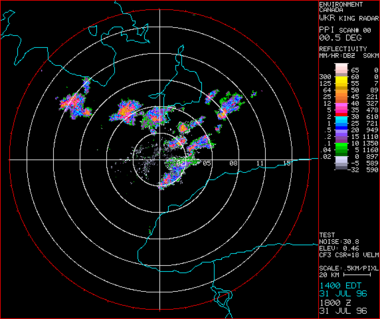 Radar Real Time Weather