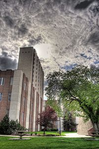 University of Alberta Tory Building