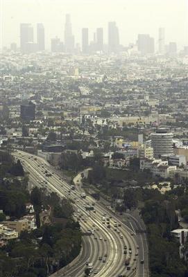 Smog City!