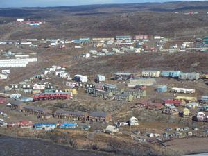 Iqaluit Nunavut Canada