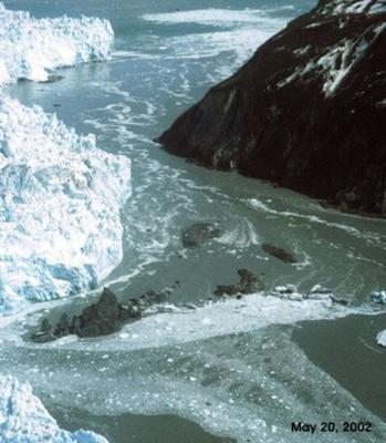 Glacial lake outburst flood