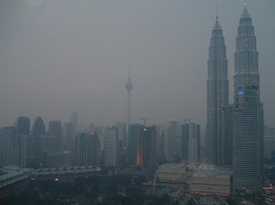 Kuala Lumpur Air Pollution from Wikipedia
