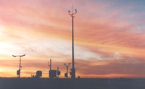 Weather Observation Equipment