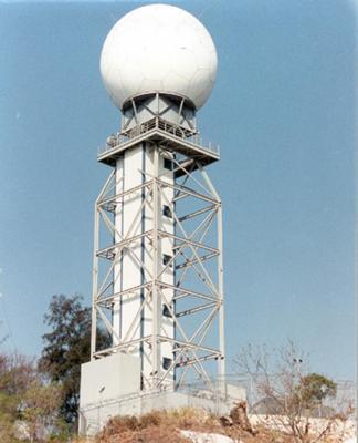 Doppler Radar Tower