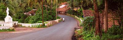 Goa, 500 km south of Mumbai